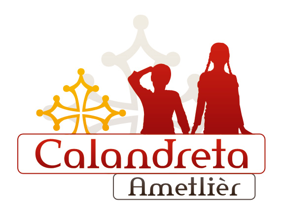 logo écoles Calandretas Béziers