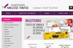 Mezzotinto imprimerie en ligne